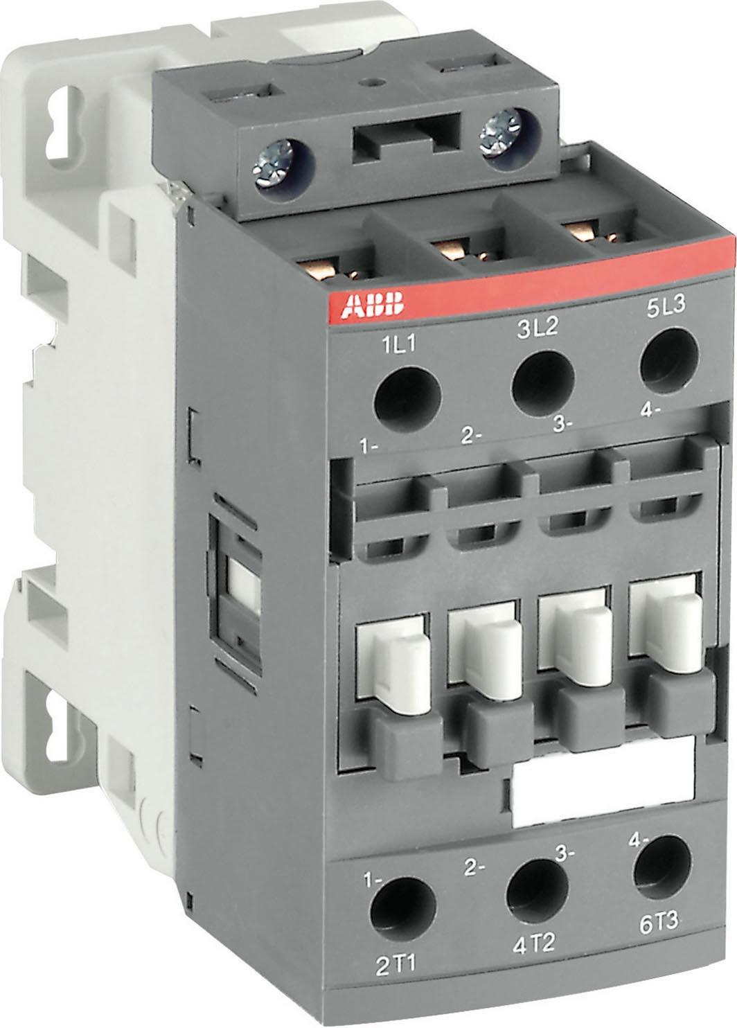 АВВ Контактор AF26-30-00-13 с универсальной катушкой управления 100-250BAC/DC (1SBL237001R1300)